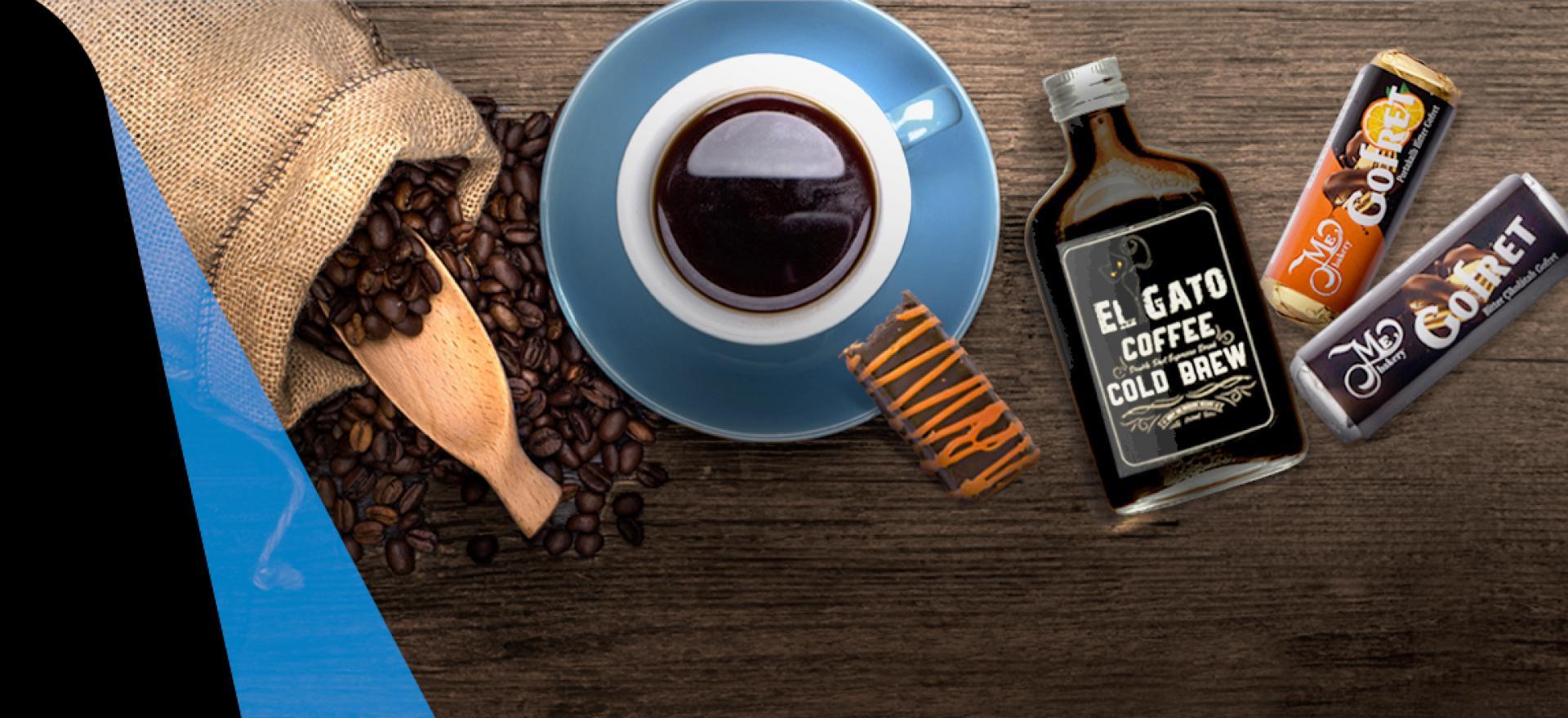 El Gato Soğuk Kahve ve<br>Me Bakery Gofret